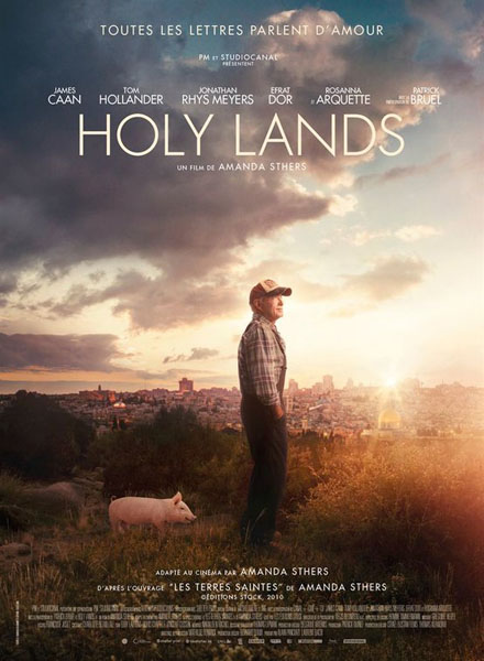 Holy Lands (2019) - Movie Poster