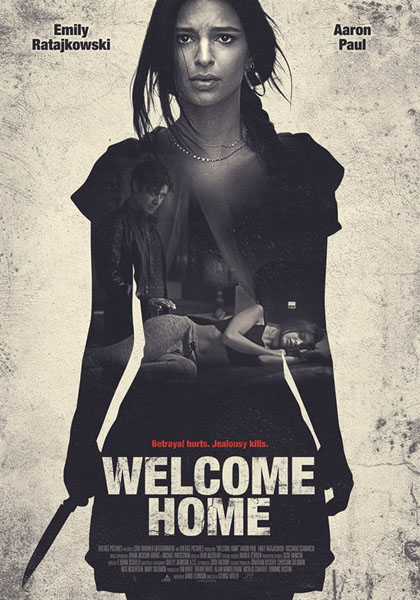 Welcome Home (2018) - Movie Poster