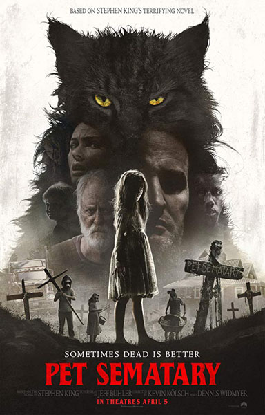 Pet Sematary (2019) - Movie Poster