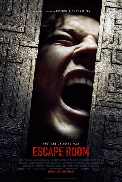 Escape Room (2019) - Movie Poster