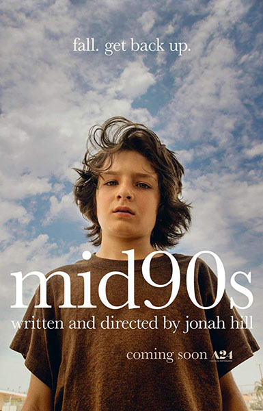 Mid90s (2018) - Movie Poster