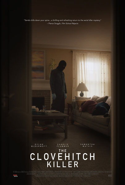 The Clovehitch Killer (2018) - Movie Poster