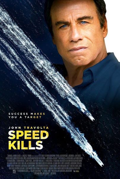 Speed Kills (2018) - Movie Poster
