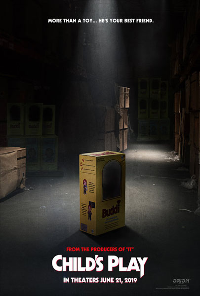 Child's Play (2019) - Movie Poster