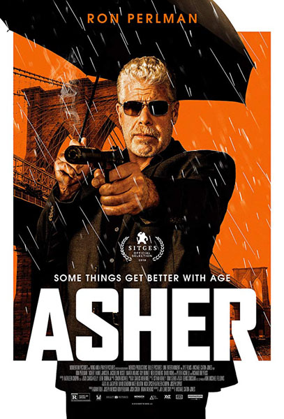 Asher (2018) - Movie Poster