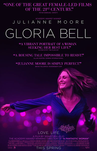 Gloria Bell (2018) - Movie Poster