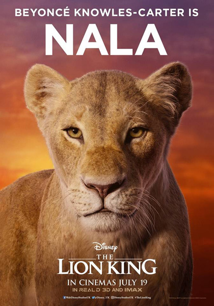 Lion King, The (2019) - Movie Poster