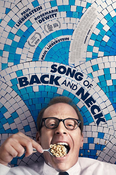 Song of Back and Neck (2018) - Movie Poster