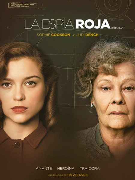 Red Joan (2018) - Movie Poster