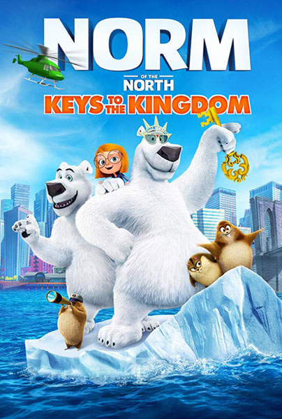 Norm of the North 2 (2018) - Movie Poster