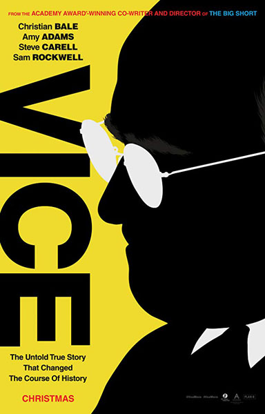 Vice (2018) - Movie Poster