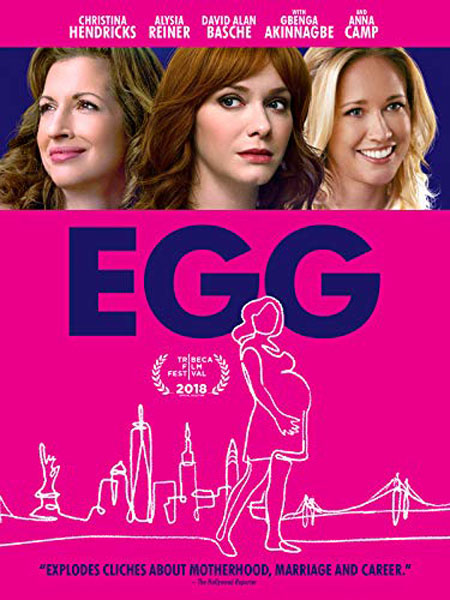 Egg (2018) - Movie Poster