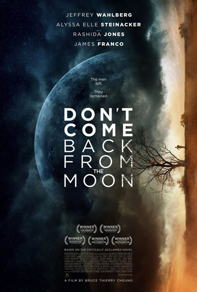 Don't Come Back from the Moon (2017) - Movie Poster