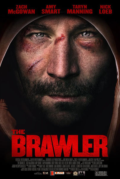 The Brawler (2018) - Movie Poster