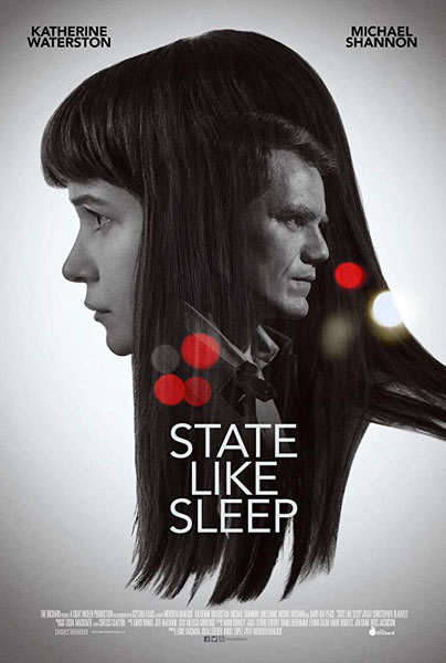 State Like Sleep (2018) - Movie Poster