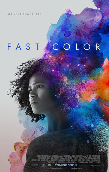 Fast Color (2018) - Movie Poster