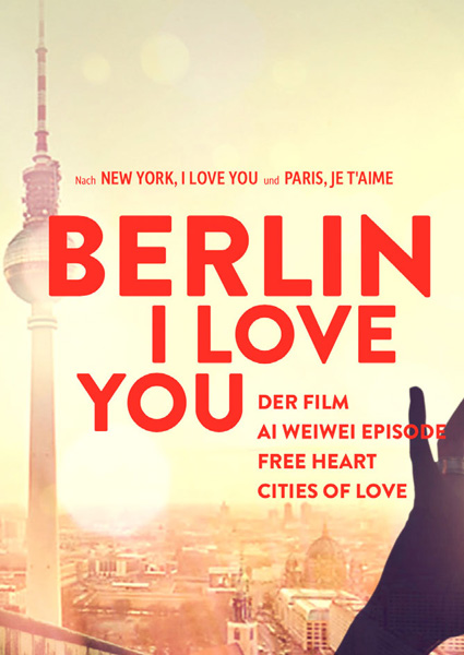 Berlin, I Love You (2019) - Movie Poster