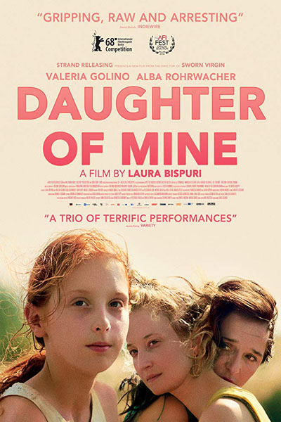 Daughter of Mine (2018) - Movie Poster