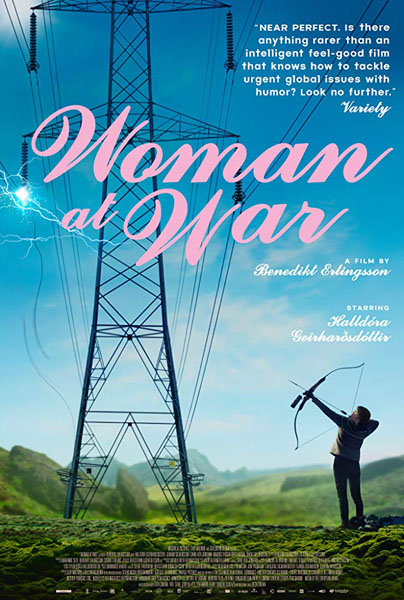 Woman at War (2018) - Movie Poster