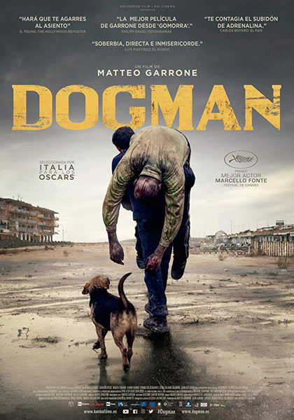 Dogman (2018) - Movie Poster