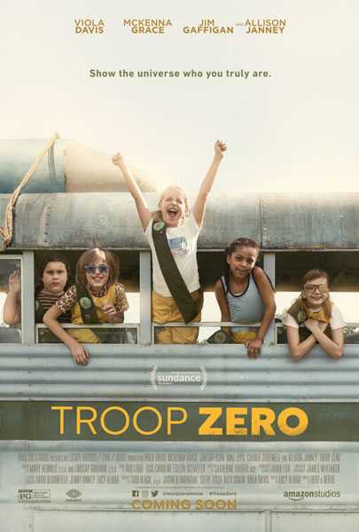 Troop Zero (2019) - Movie Poster