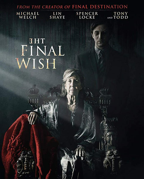 The Final Wish (2018) - Movie Poster
