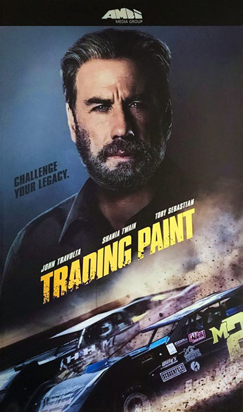 Trading Paint (2019) - Movie Poster