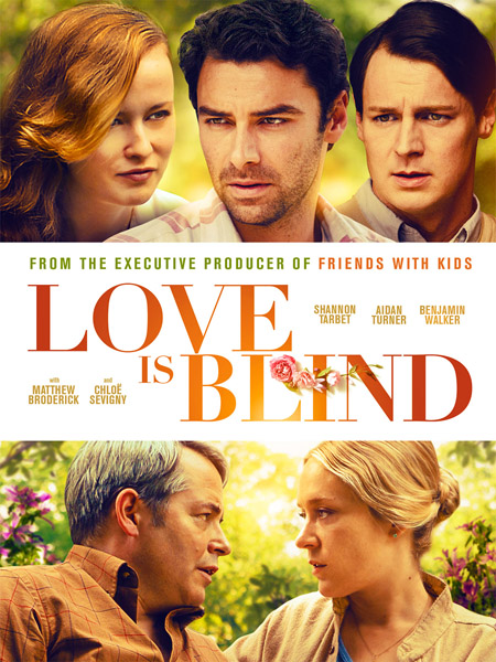 Love is Blind (2019) - Movie Poster