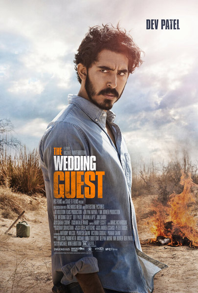 The Wedding Guest (2018) - Movie Poster