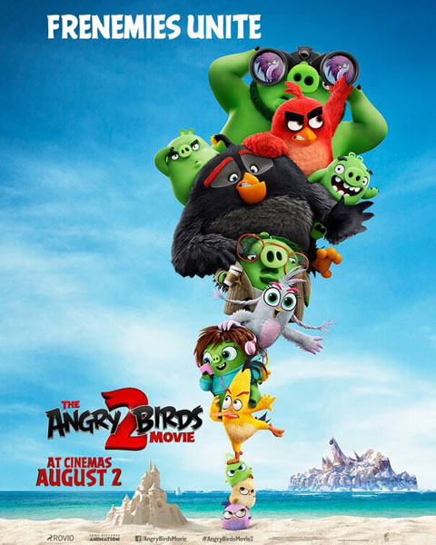 Angry Birds Movie 2 (2019) - Movie Poster