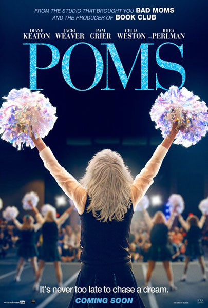 Poms (2019) - Movie Poster