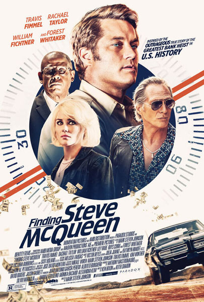Finding Steve McQueen (2019) - Movie Poster