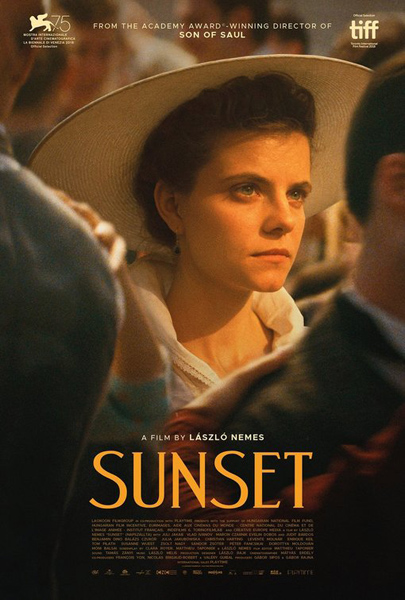 Sunset (2018) - Movie Poster