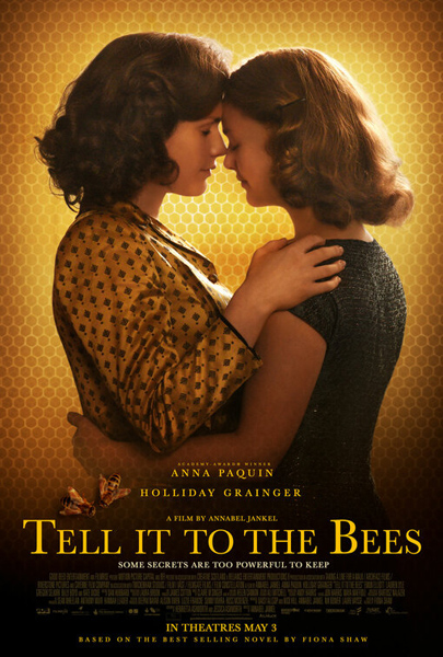 Tell It to the Bees (2018) - Movie Poster