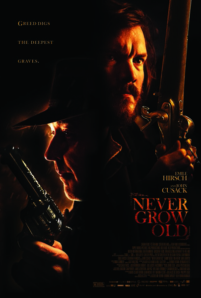 Never Grow Old (2019) - Movie Poster