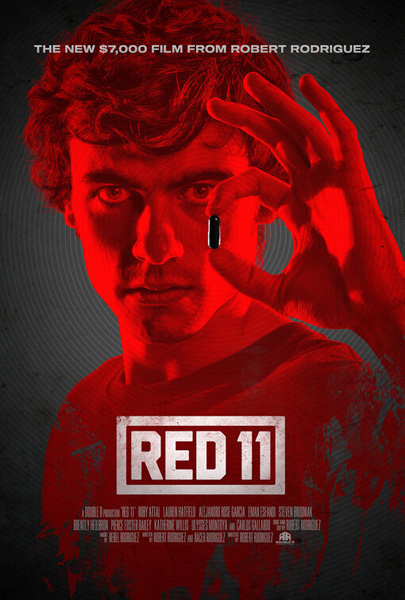 Red 11 (2019) - Movie Poster