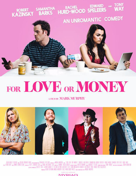 For Love or Money (2019) - Movie Poster