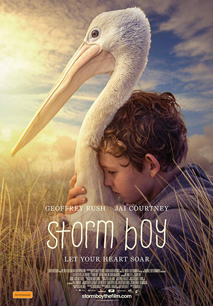 Storm Boy (2019) - Movie Poster