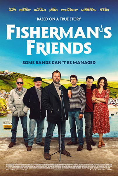 Fisherman's Friends (2019) - Movie Poster
