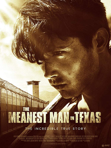 The Meanest Man in Texas (2017) - Movie Poster