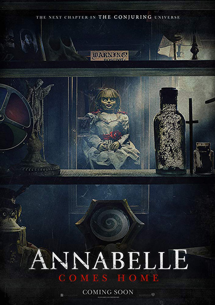 Annabelle Comes Home (2019) - Movie Poster