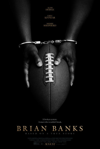 Brian Banks (2018) - Movie Poster