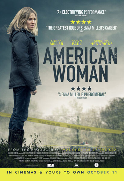 American Woman (2018) - Movie Poster