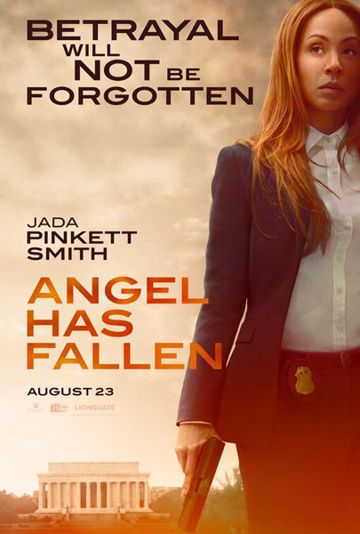 Angel Has Fallen (2019) - Movie Poster