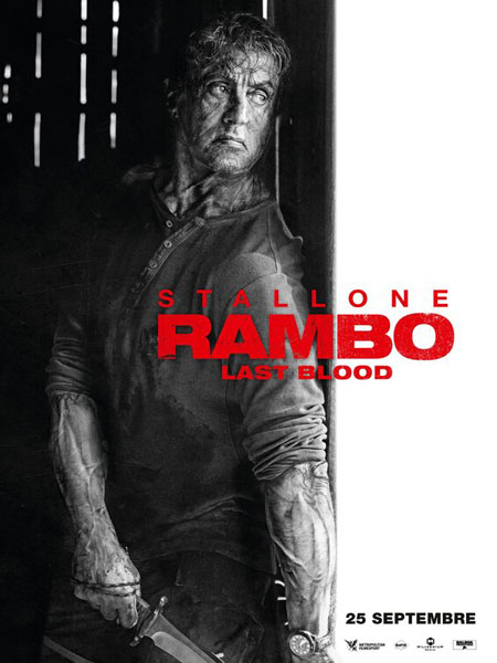 Rambo V: Last Blood (2019) - Movie Poster