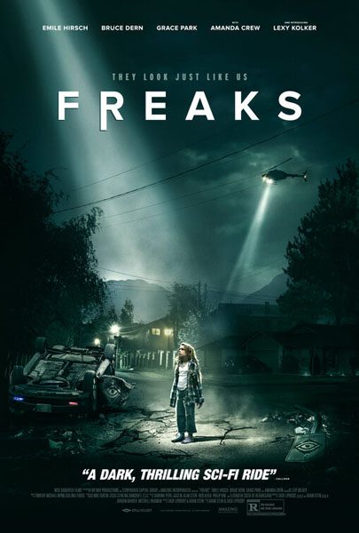 Freaks (2018) - Movie Poster