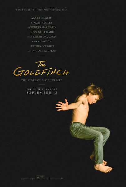Goldfinch, The (2019) - Movie Poster
