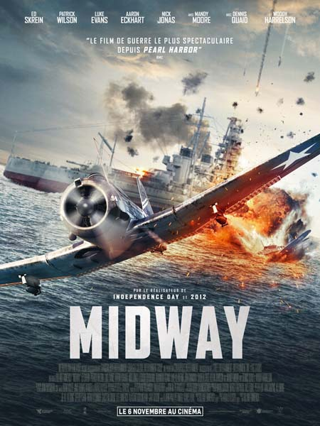 Midway (2019) - Movie Poster