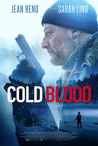 Cold Blood (2019) - Movie Poster