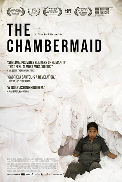 The Chambermaid (2018) - Movie Poster